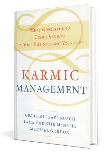 Get The Karmic Management Book