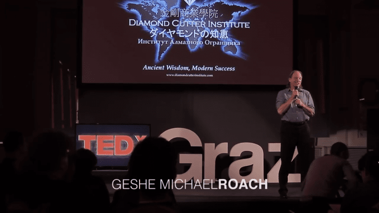Read more about the article Michael Roach at TEDx
