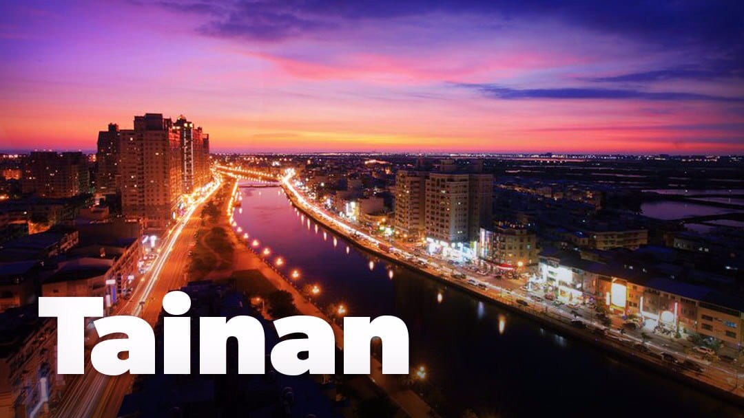 DCI Tainan events