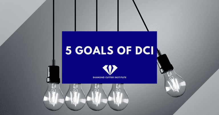 The five goals of DCI